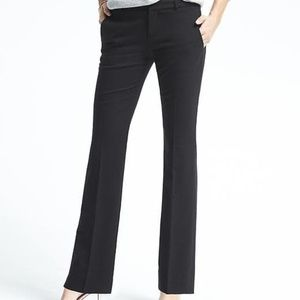 Banana Republic Wool Logan Pants, Size 2